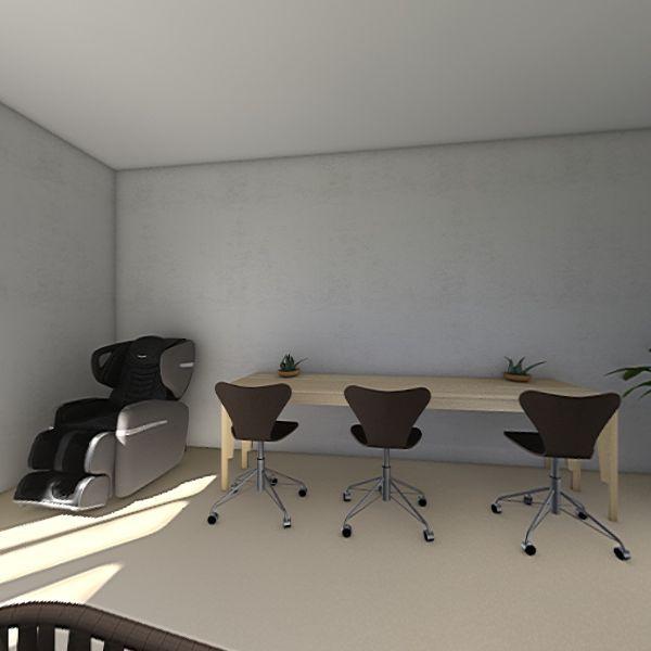 Sala de descanso Interior Design Render