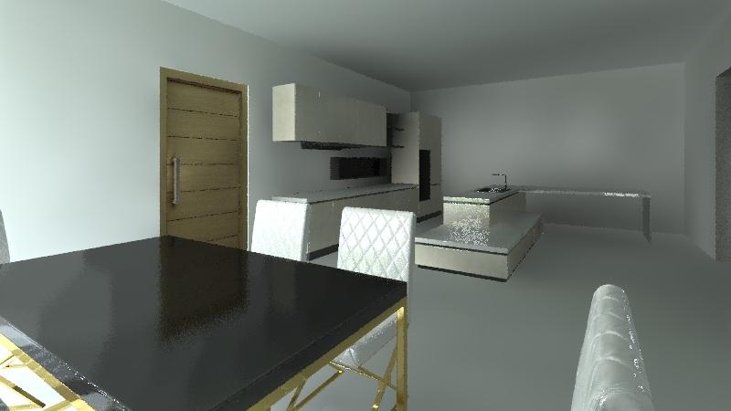 my wee home Interior Design Render