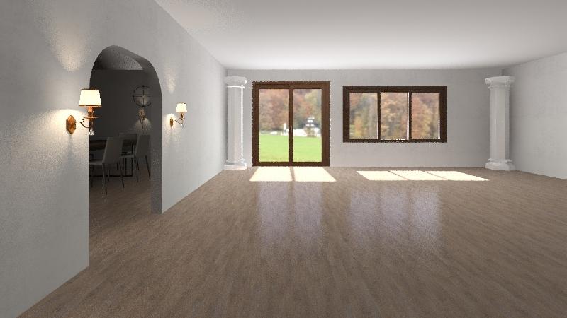 graphics project Interior Design Render