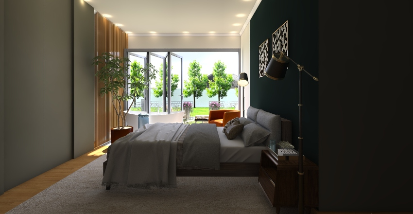 Casa Solo Interior Design Render