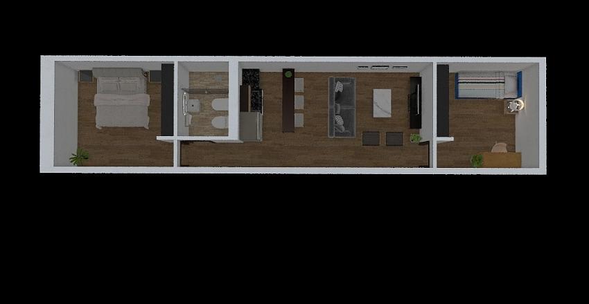 Daisy Aptos Interior Design Render