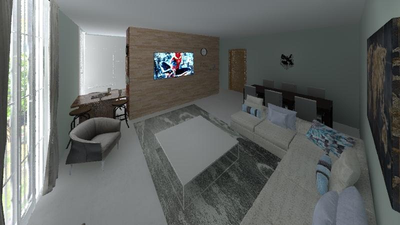 Kat1 Interior Design Render