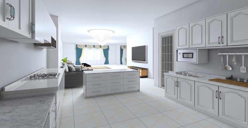 home01 Interior Design Render