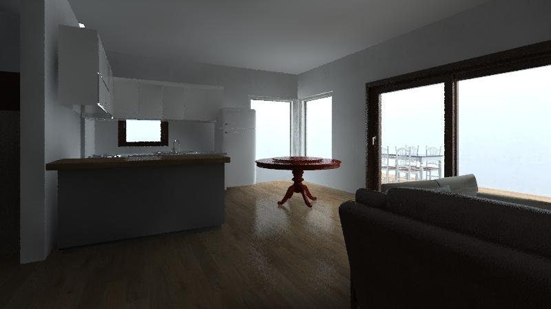 La Cantina 08.02.20 Interior Design Render