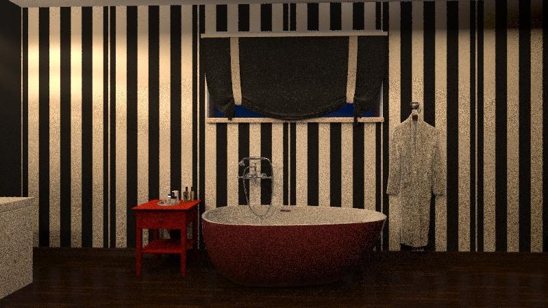 22-12 Interior Design Render