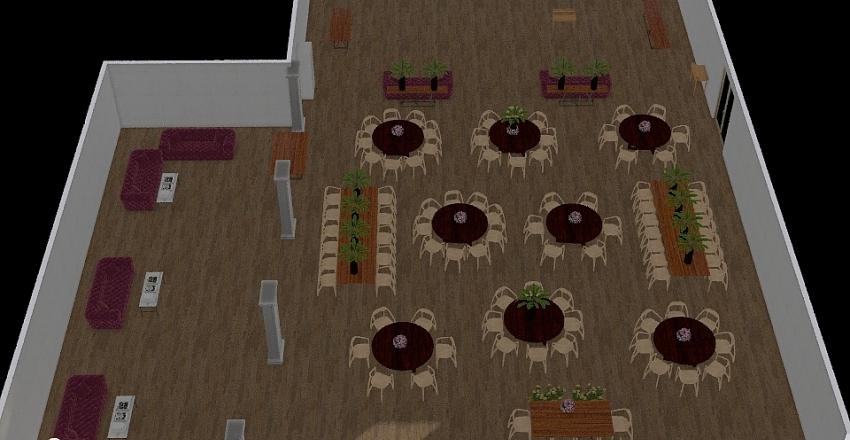 MASIA ROSAS JARDIN Interior Design Render