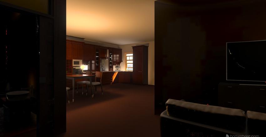 shea 3  Interior Design Render