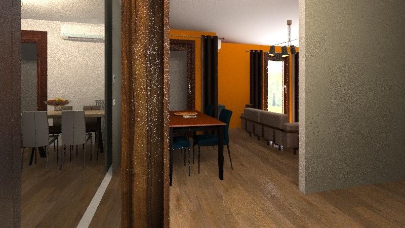 Casa Sofia L'Ala Interior Design Render