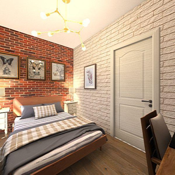 Apartment Bernarda Interior Design Render