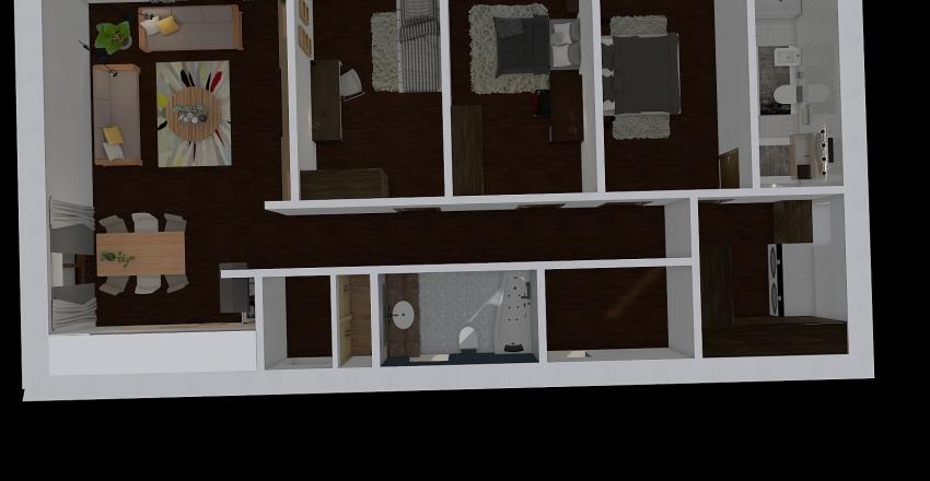 PYPLIAI Interior Design Render
