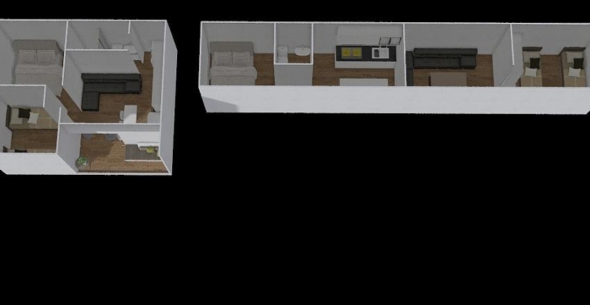 SIMPLY II Interior Design Render