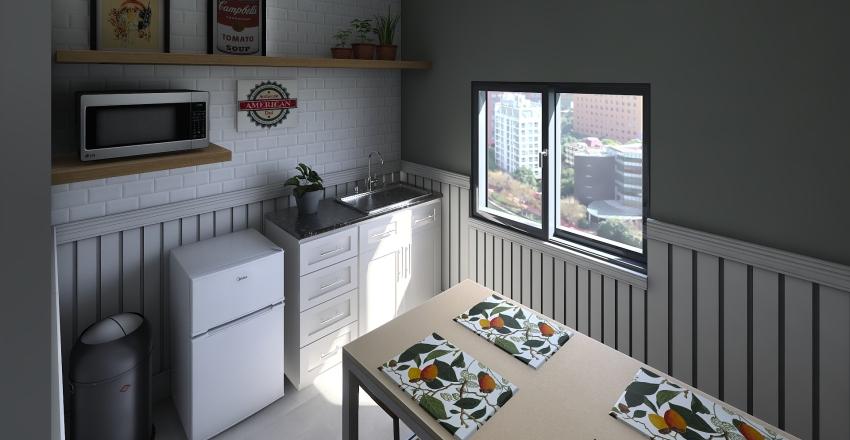 pratico Interior Design Render