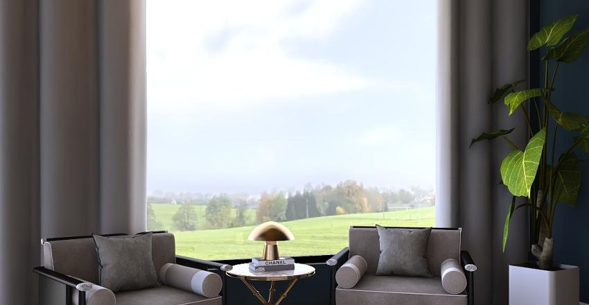 Mountain Dreams Interior Design Render