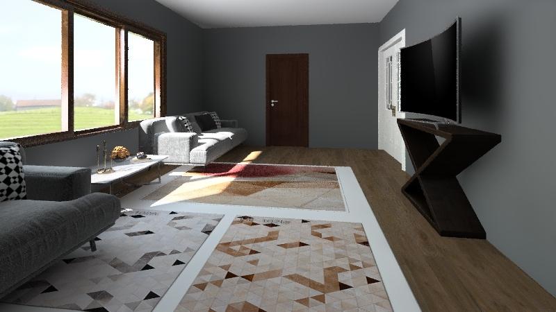 renees house  Interior Design Render
