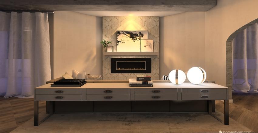 Boutique Home - Spain Interior Design Render