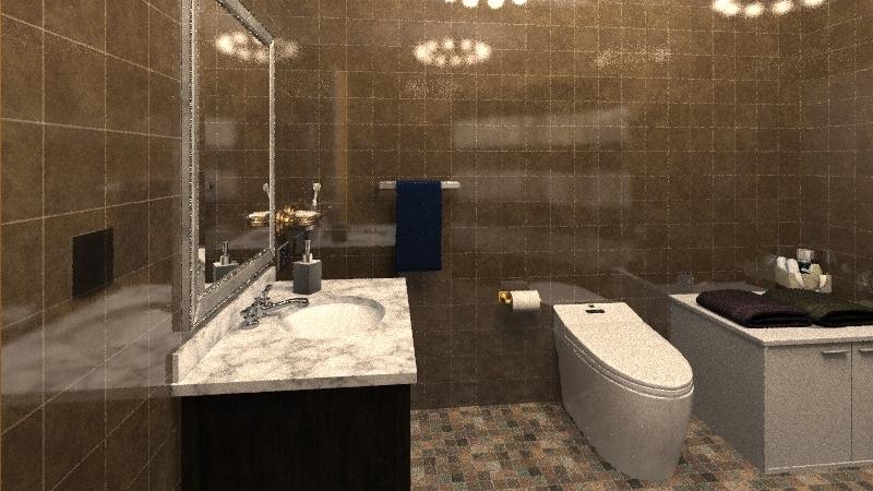 ???? Interior Design Render