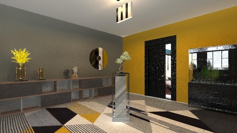 prog 28-10 Interior Design Render