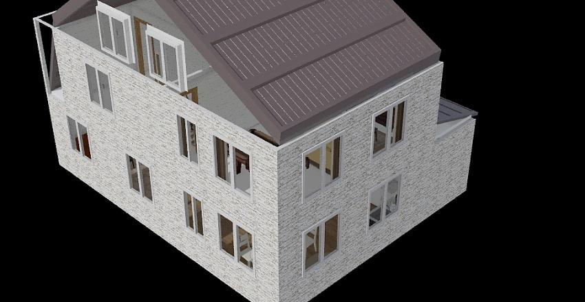Country House v2 Interior Design Render