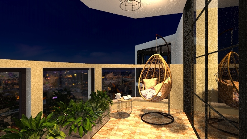 20-12 Interior Design Render