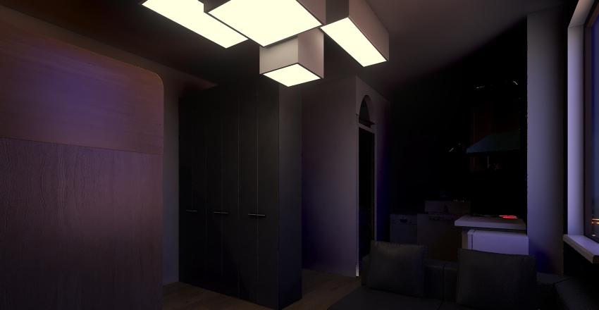 tamten pokój Interior Design Render