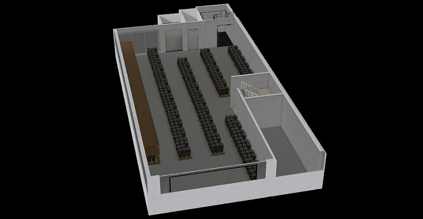 IMEXPORT DEPO Interior Design Render