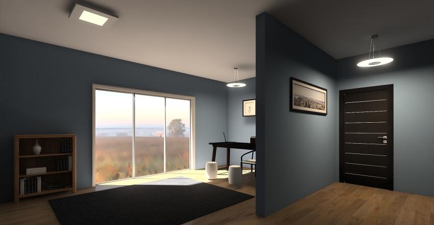 house x1 Interior Design Render
