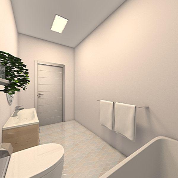 Home V wc2 Interior Design Render