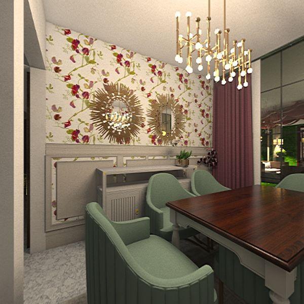 شقة بشاير Interior Design Render