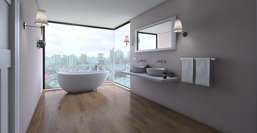 alloggio 1 Interior Design Render