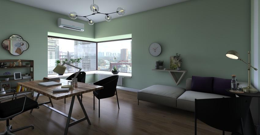 casa #70 Interior Design Render