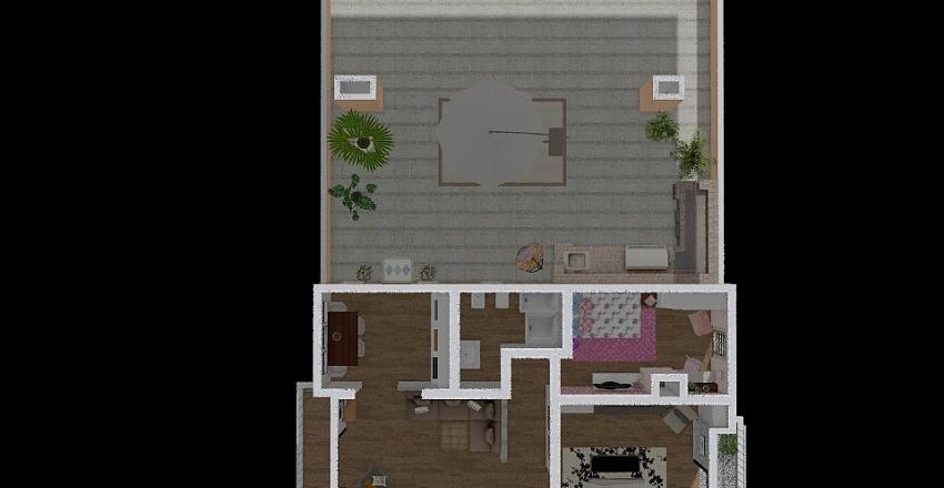 piccio Interior Design Render