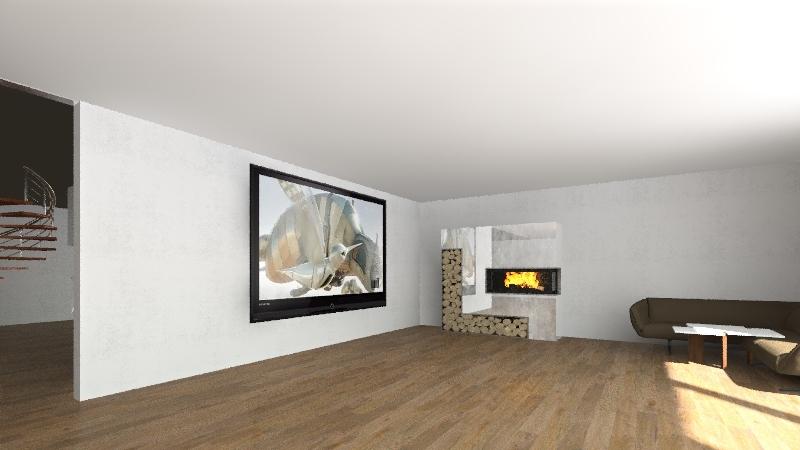 Mason's House Interior Design Render