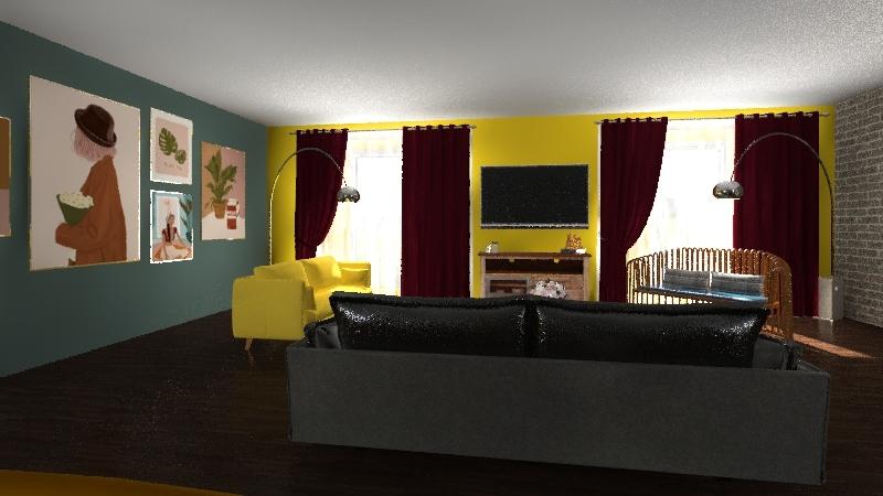 2.2.2020  Interior Design Render