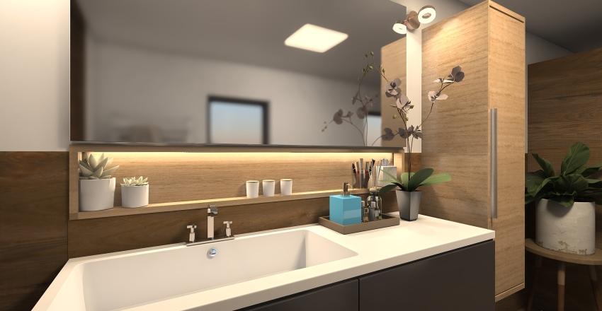 BAGNO/PIANO INTERR Interior Design Render