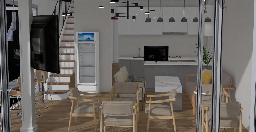 net Interior Design Render