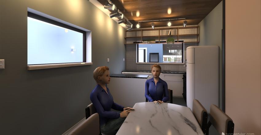 Araguaia v5 Interior Design Render