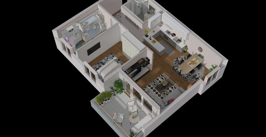 Stan 77kv Interior Design Render