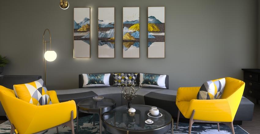 MARY PROIECT FINAL Interior Design Render