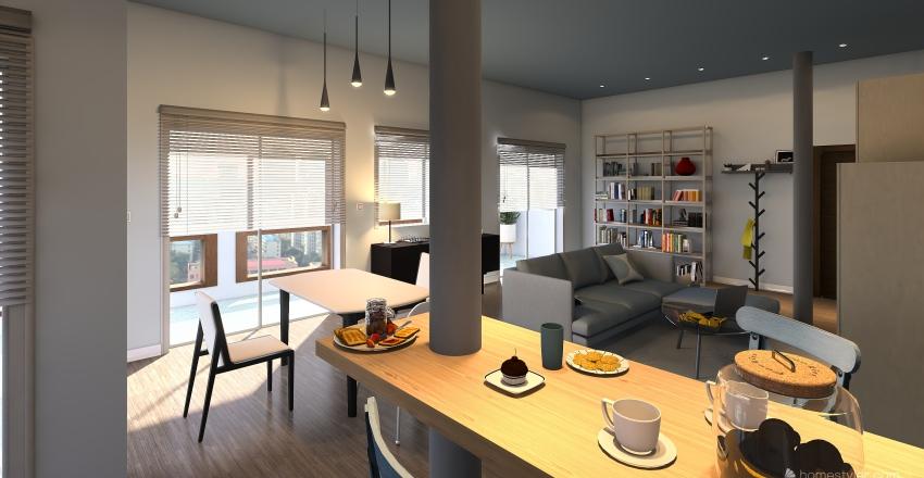 PetitLoft Interior Design Render