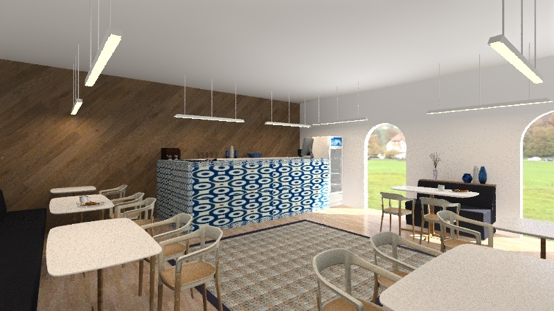 ПРОЕКТ Interior Design Render
