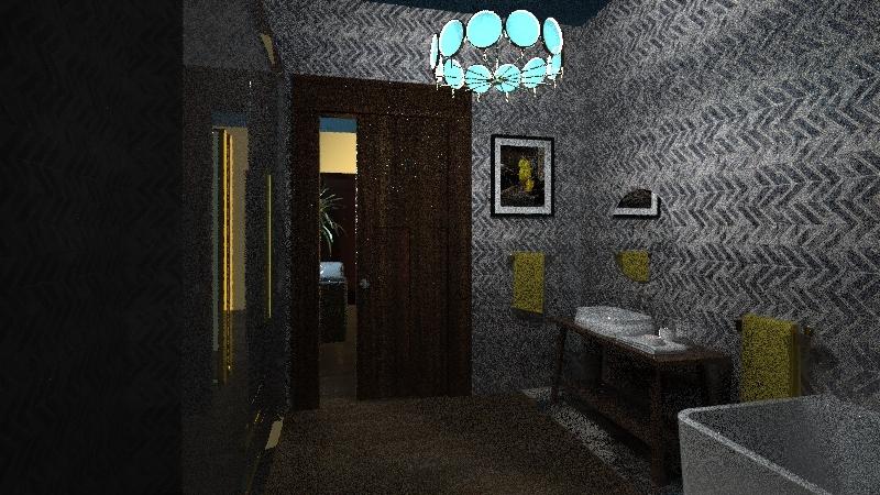 TE Design 1 Interior Design Render