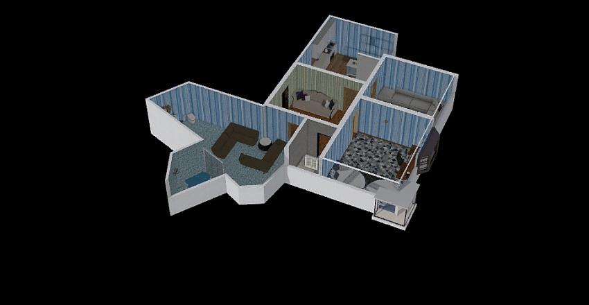 House 1234567891231 Interior Design Render