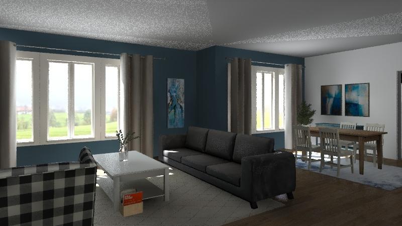 Blue Bell Interior Design Render