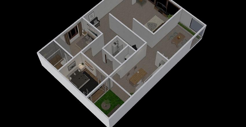 projecte Interior Design Render