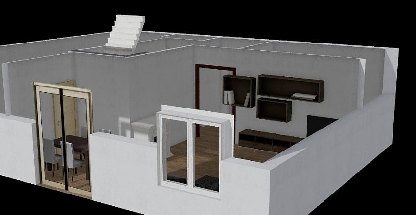 Planta 0 Interior Design Render