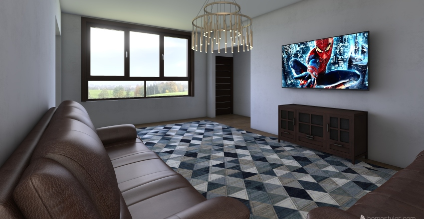 Jennys Gaff  Interior Design Render