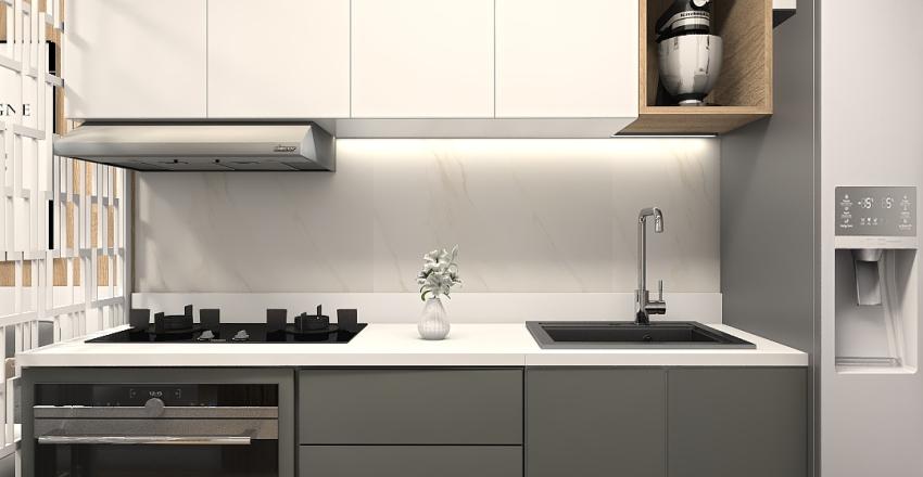 CASA | ALINE | Interior Design Render