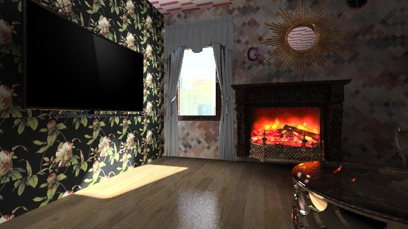 onsuite Interior Design Render