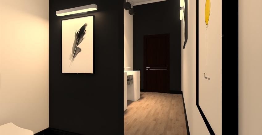 master house Interior Design Render