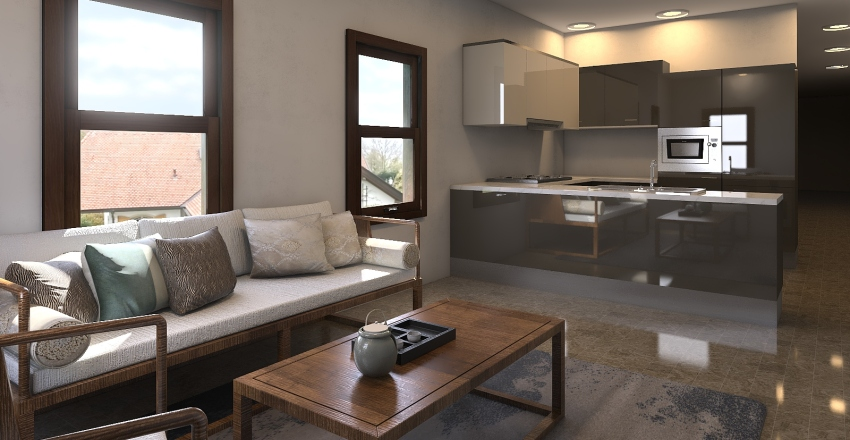 REMO Interior Design Render
